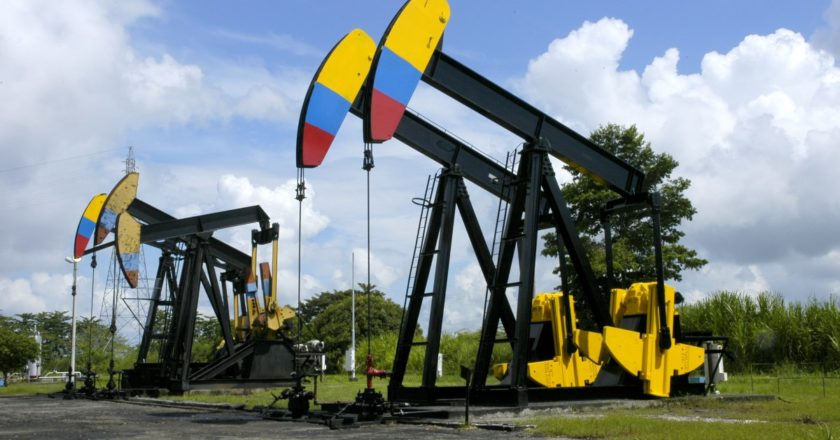 Petroleo-Colombia
