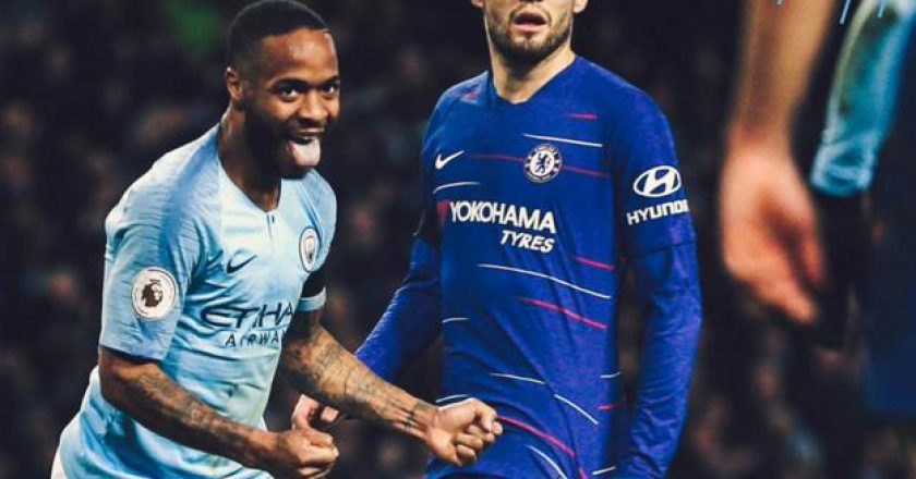 Manchester City 6-0 Chelsea