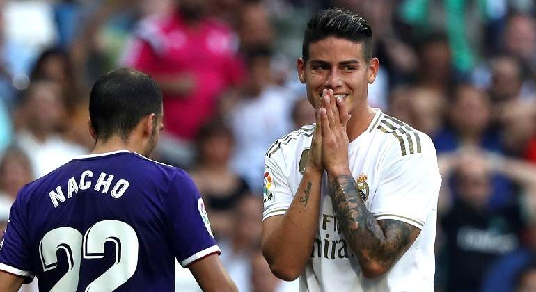 James-Rodriguez-Madrid-Valladolid
