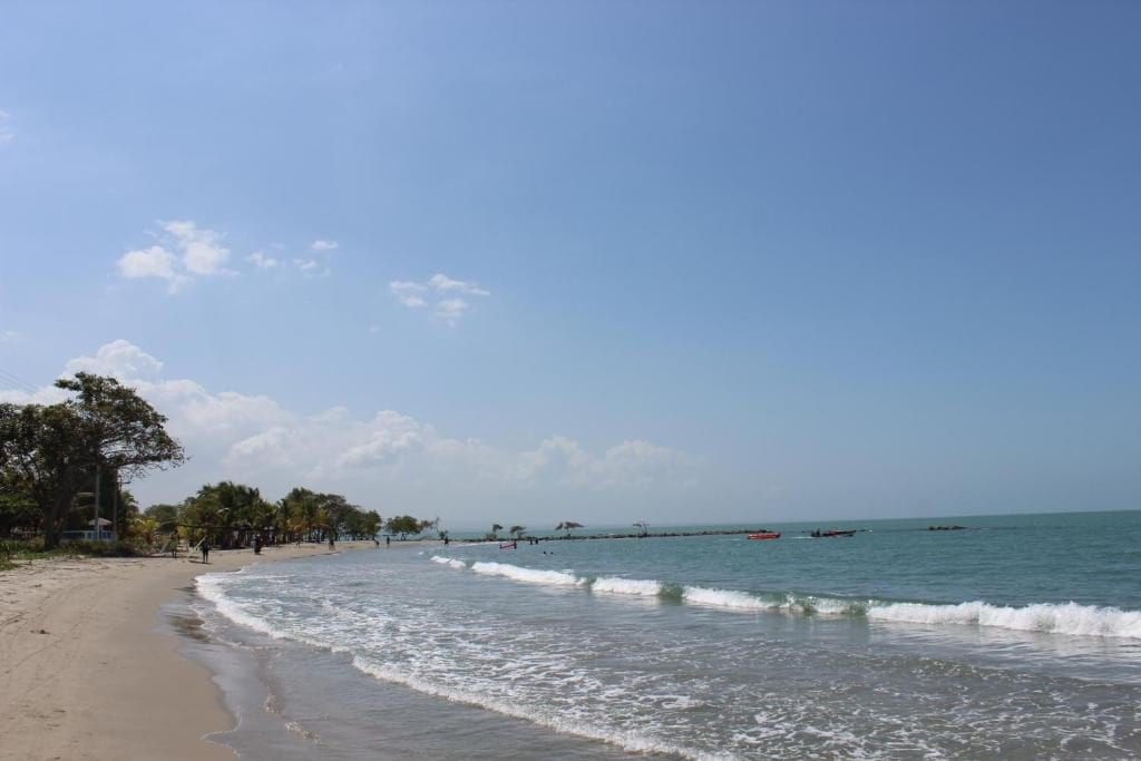 Playa Colombia