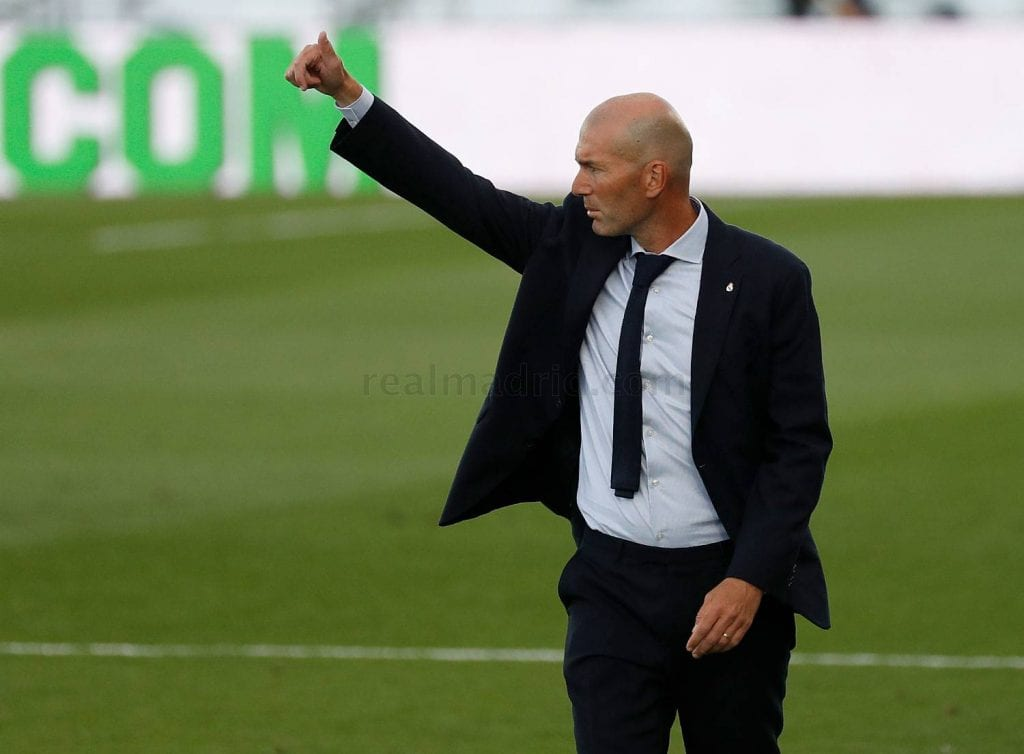 Entrenador del Real Madrid