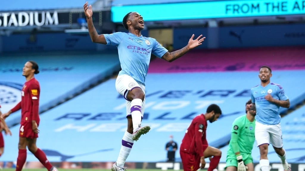 Manchester City 4-0 Liverpool