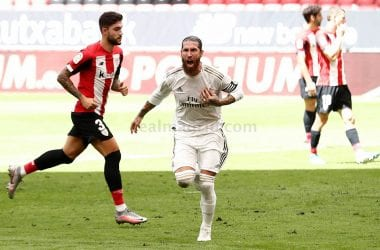 Athletic de Bilbao 0-1 Real Madrid