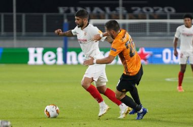 Sevilla vs Wolverhampton en Europa League