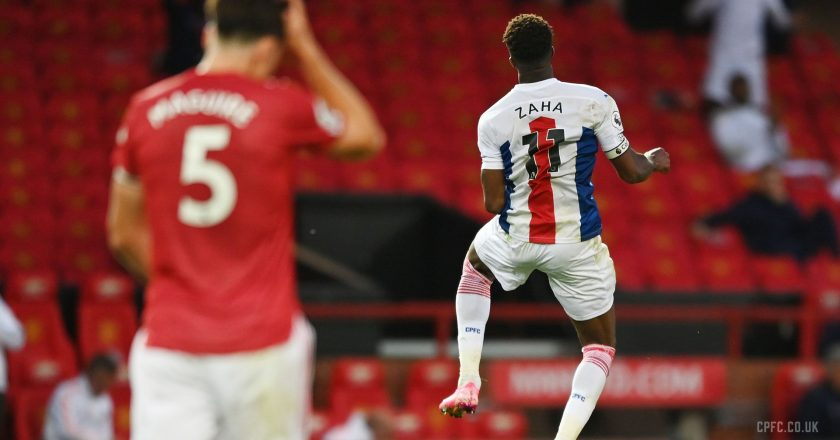 Manchester United 1-3 Crystal Palace