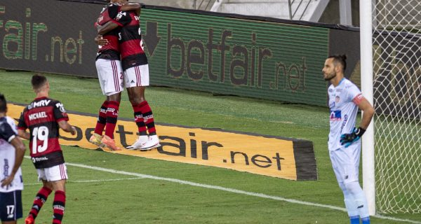 Flamengo 3-1 Junior