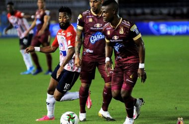 Junior vs Tolima